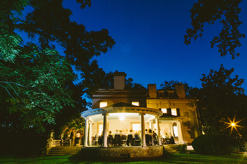 Hilary And Peter Married      Liriodendron Mansion Bel Air
