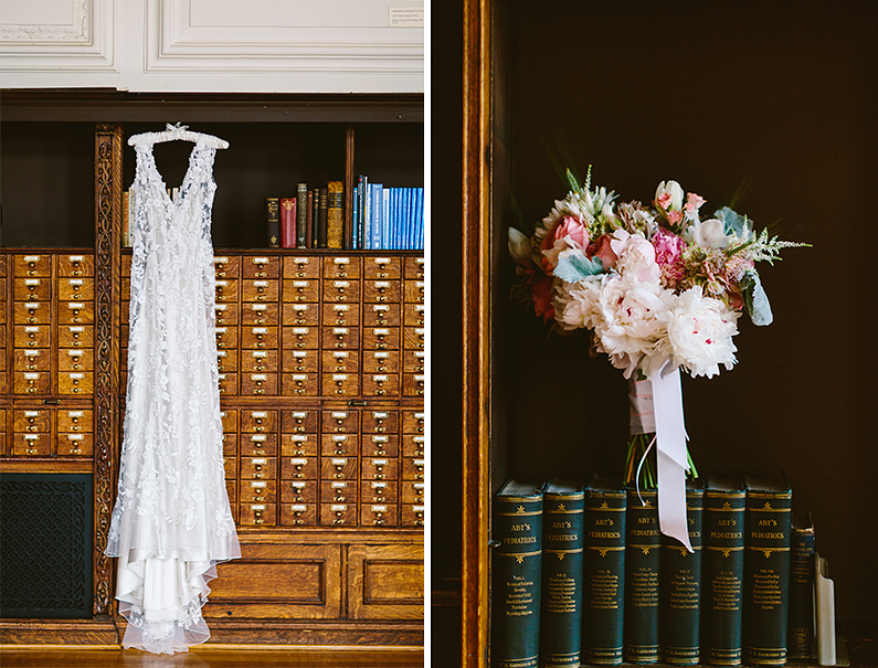 The College Of Physicians Philadelphia Wedding