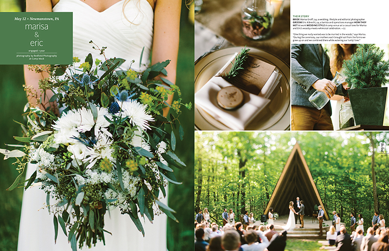 Published The Knot Spring 2015