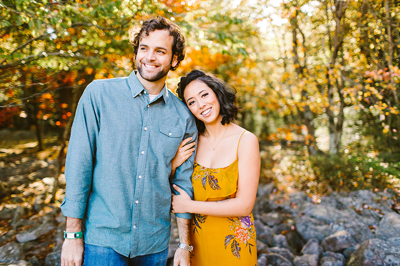 Hickory Run State Park Engagement Shoot (4)